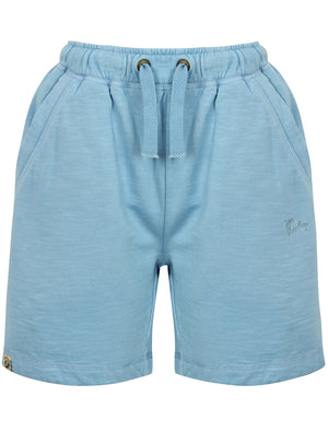 Boys K-Gasper Slub Sweat Shorts in Washed Light Blue – Tokyo Laundry Kids