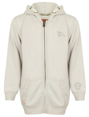 Boys K-Holden Burnout Zip Through Hoodie In Vapor Grey – Tokyo Laundry Kids
