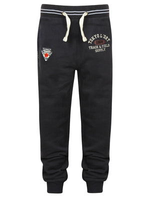Boys K-Red Lake Falls Cuffed Joggers in Dark Navy – Tokyo Laundry Kids