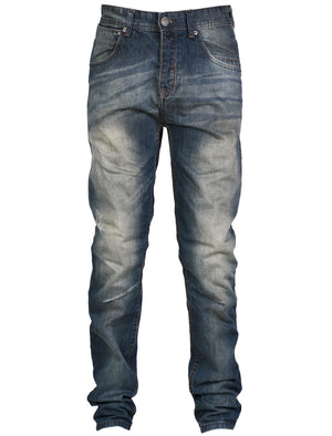 Tokyo Laundry Kruger Distressed Jeans
