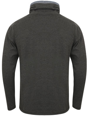 Lincoln Springs Cowl Neck Pullover Top in Charcoal Marl – Tokyo Laundry