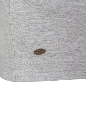 Maple Hill Print Sweatshirt in Light Grey Marl – Tokyo Laundry