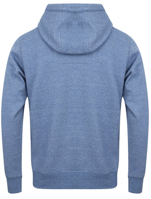 Marshall Bay Zip Through Hoodie In Federal Blue – Tokyo Laundry