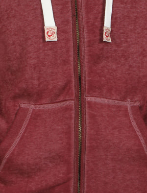 Tokyo Laundry Morrow red hoodie