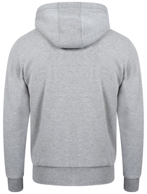 Tokyo Laundry Nowood River grey borg lined hoodie