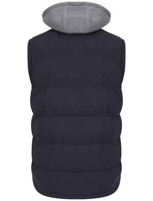 Tokyo Laundry Limited Edition Onslow Gilet in blue