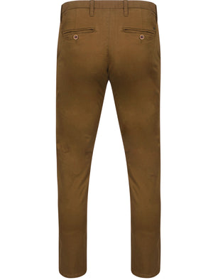 Paros Cotton Twill Chinos in Heritage Toffee – Tokyo Laundry