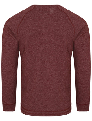 Long Sleeve Top in Oxblood – Tokyo Laundry