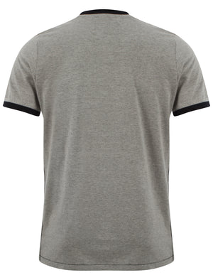 Tokyo Laundry Port Vincent light grey T-Shirt