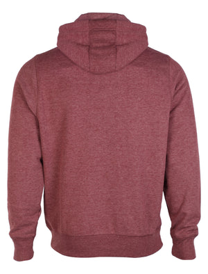 Tokyo Laundry Remington red hooded sweatshirt