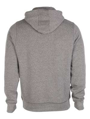 Tokyo Laundry Remington grey hooded sweatshirt