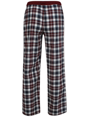 Tokyo Laundry Richmond Lounge Pants in Oxblood