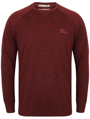 Rushlake Injection Dyed Long Sleeve Top in Oxblood – Tokyo Laundry