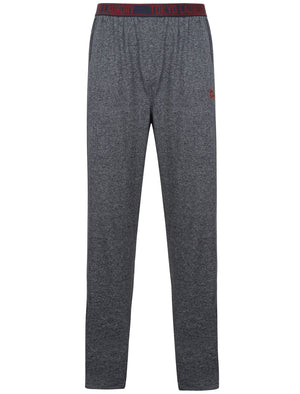 Ruskin Lounge Pants in Navy Marl Fleck - Tokyo Laundry