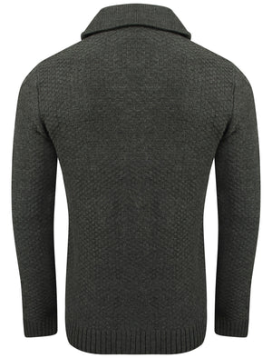 Tokyo Laundry Silverton charcoal cardigan