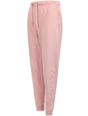 Siobhan Slim Fit Cuffed Joggers In Pink – Tokyo Laundry