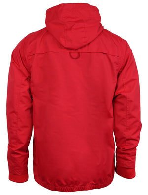 Tokyo Laundry Stancliffe Hooded Jacket in Red