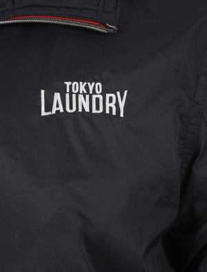 Strickland Jacket in Blue - Tokyo Laundry