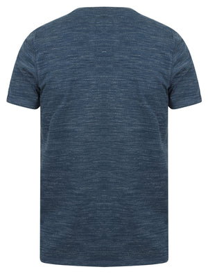 Sun Lake Cotton Crew Neck T-Shirt In Navy – Tokyo Laundry