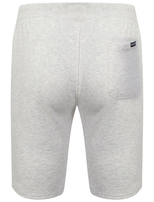 Willow Cove Sweat Shorts in Oatmeal Marl - Tokyo Laundry