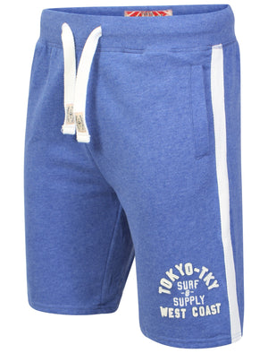 Willowick Sweat Shorts in Cornflower Blue Marl – Tokyo Laundry