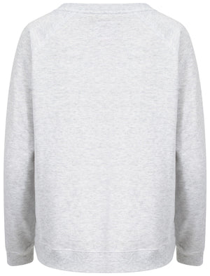 Burnout Sweatshirt in Grey - TBOE (Guest Brand)