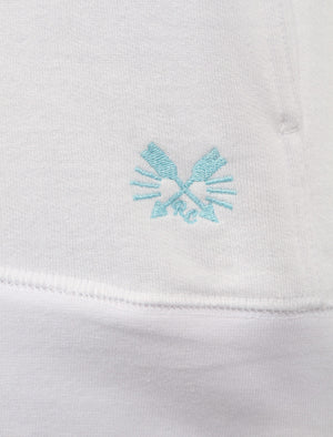 Royal College 68 Sweatshirt in White