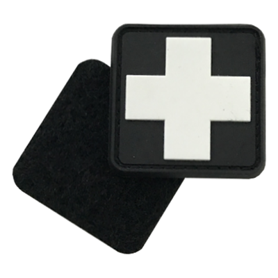 FIRST AID - PVC Patch
