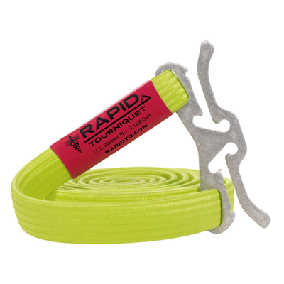 Rapid Medical Tourniquet (Hi-Vis Green)