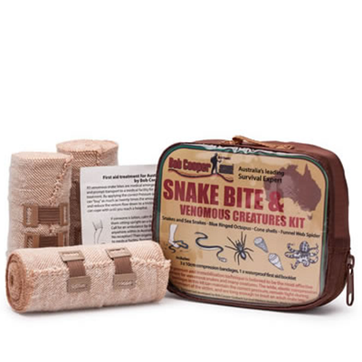 Snake Bite and Venomous Creatures Kit