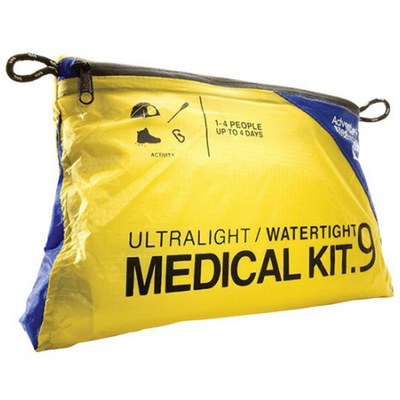 Adventure First Aid Kit - Ultralight / Watertight .9