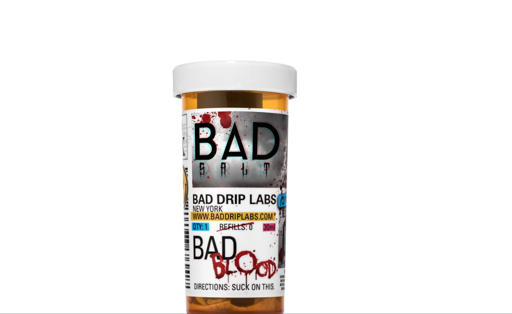 Bad Blood Salt