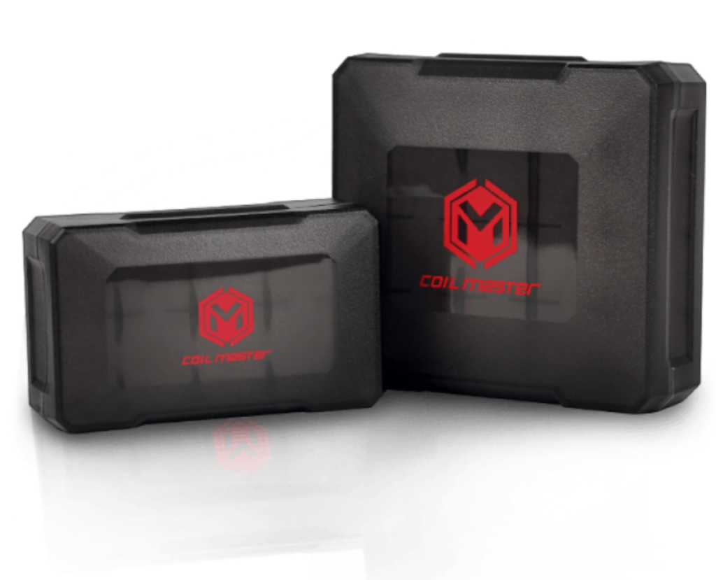 Coilmaster Battery Cases