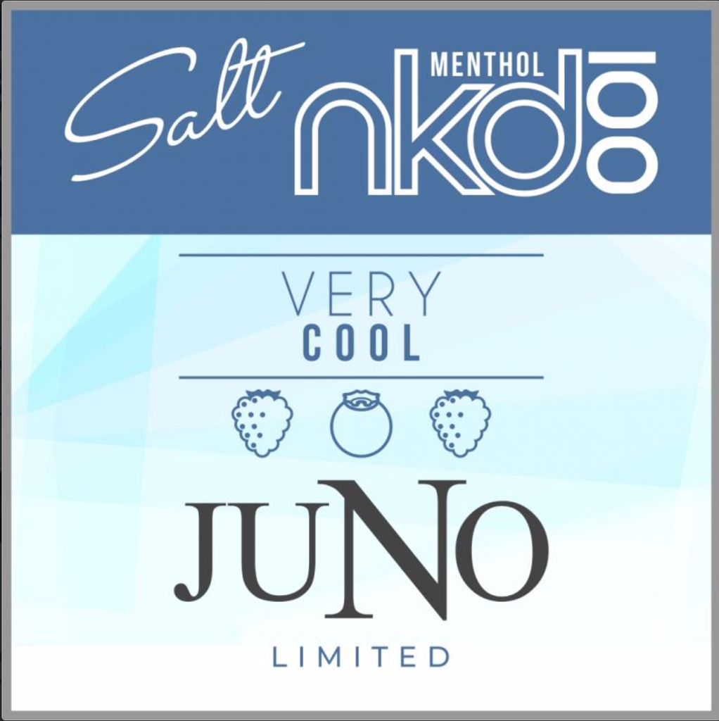 Juno Nkd100 Very Cool Pods