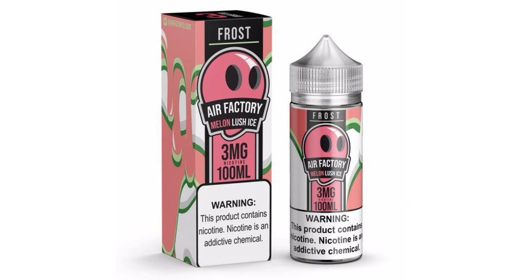Air Factory Frost Melon Lush Ice