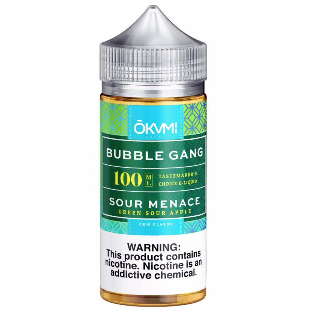 Okami Bubble Gang Sour Menace