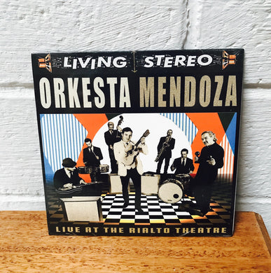 Orkesta Mendoza Live At The Rialto