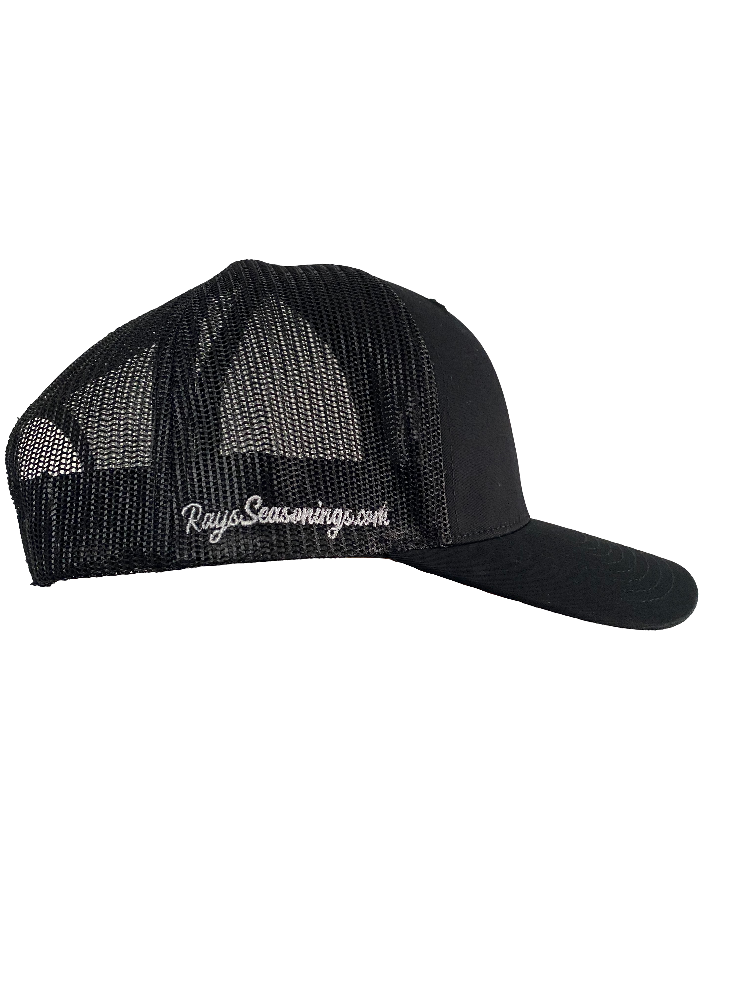 Logo Hat(Black/White)