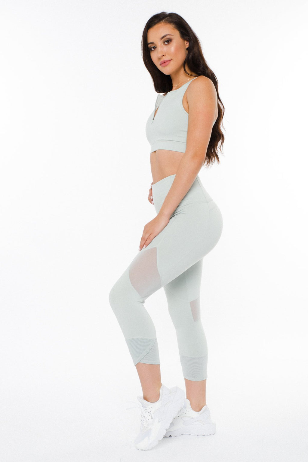 Mint Muse Crop Leggings
