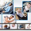 ComfyDown Travel Pillow - Filled with 800 Fill Power European Goose Down - MADE IN USA