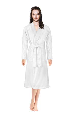 Women bathrobe from comfydown