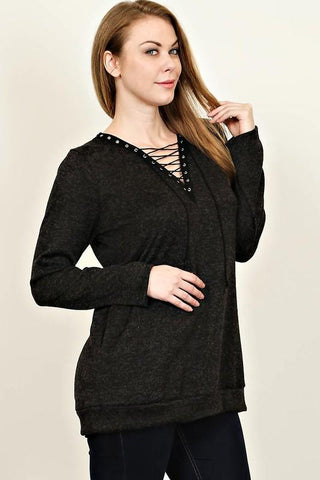 Romantic Rebel Dress - Black