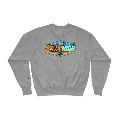 Champion Baja 1000 Crew Neck