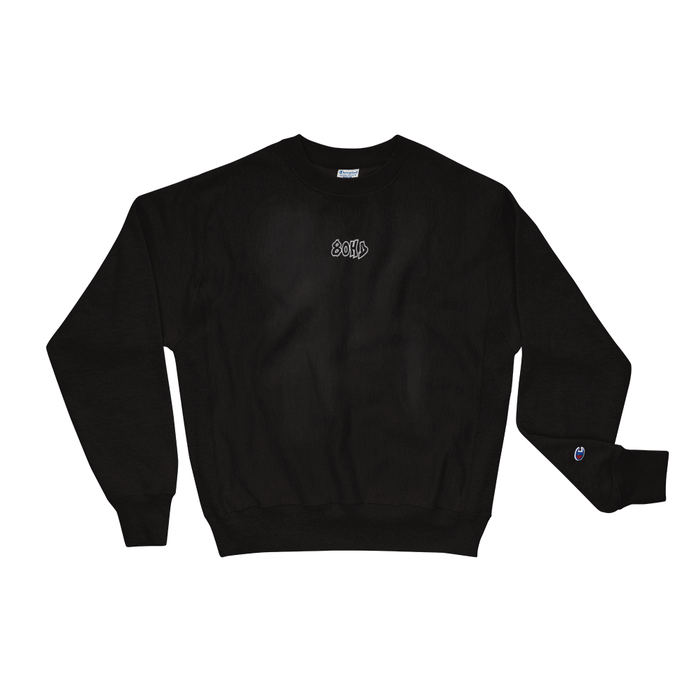 80HD X Champion Crew Neck