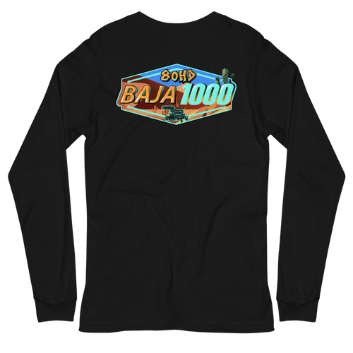 Baja 1000 Long Sleeve