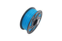 Glow PLA 3D Printer Filament, 1.75mm, 1kg Spool, Luminous Blue