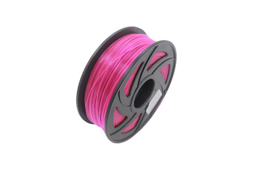 PLA 3D Printer Filament, 1.75mm, 1kg Spool, Red Violet