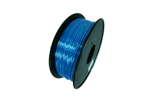 PLA 3D Printer Filament, 1.75mm, 1kg Spool, Silk Blue