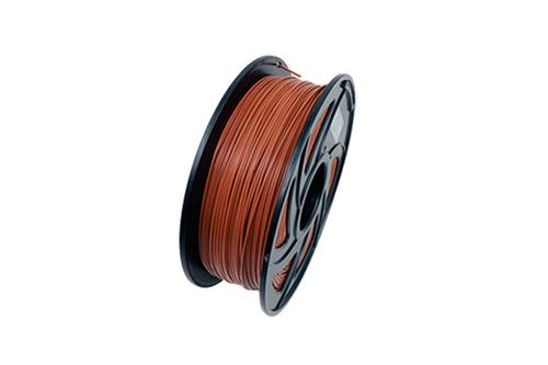 PLA 3D Printer Filament, 1.75mm, 1kg Spool, Brown