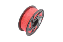 PLA 3D Printer Filament, 1.75mm, 1kg Spool, Fluorescent Red